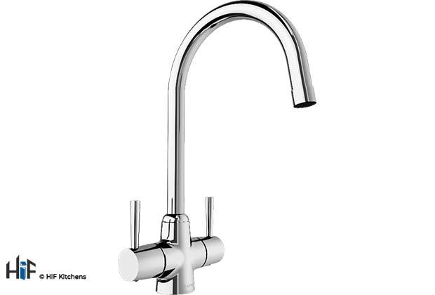 Blanco 453961 Arti Chrome Tap BM4552CH supplied by HiF Kitchens