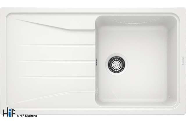 Blanco  519674 Sona 5 S Silgranit Sink