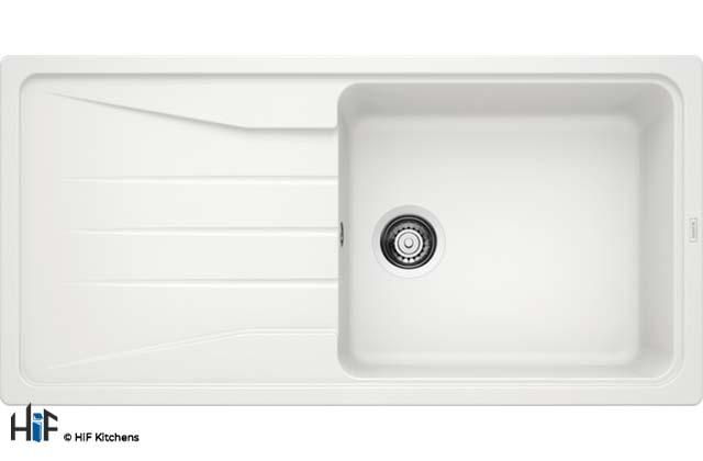 Blanco 519692 Sona XL 6 S Silgranit Sink supplied by HiF Kitchens