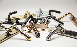 From The Anvil Handles by HiF Kitchens