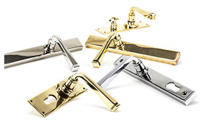 From The Anvil Ironmongery by HiF Kitchens