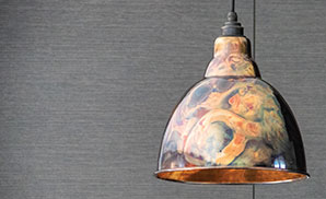 From The Anvil Lighting by HiF Kitchens