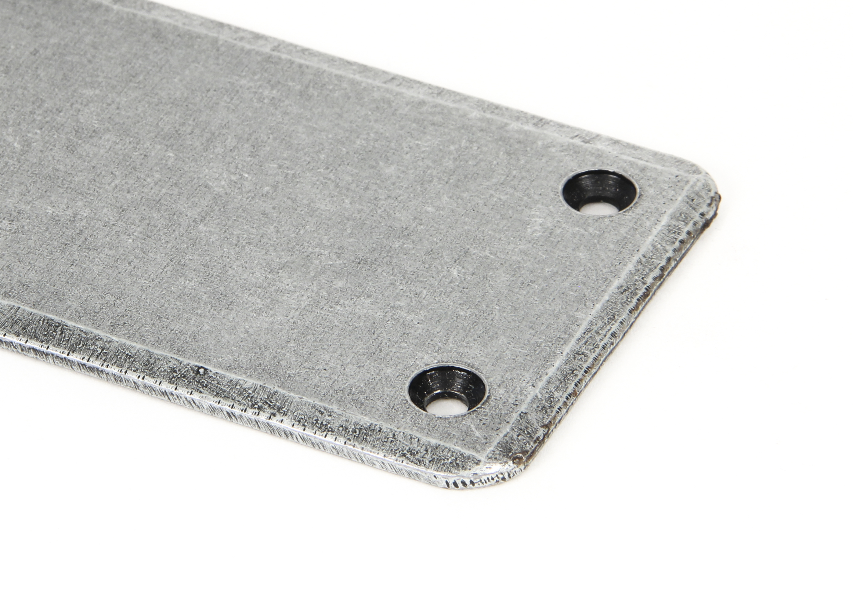 View Pewter 1800mm Plain Fingerplate offered by HiF Kitchens