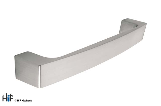 H582.128.SS Kitchen D Handle Stainless Steel Effect