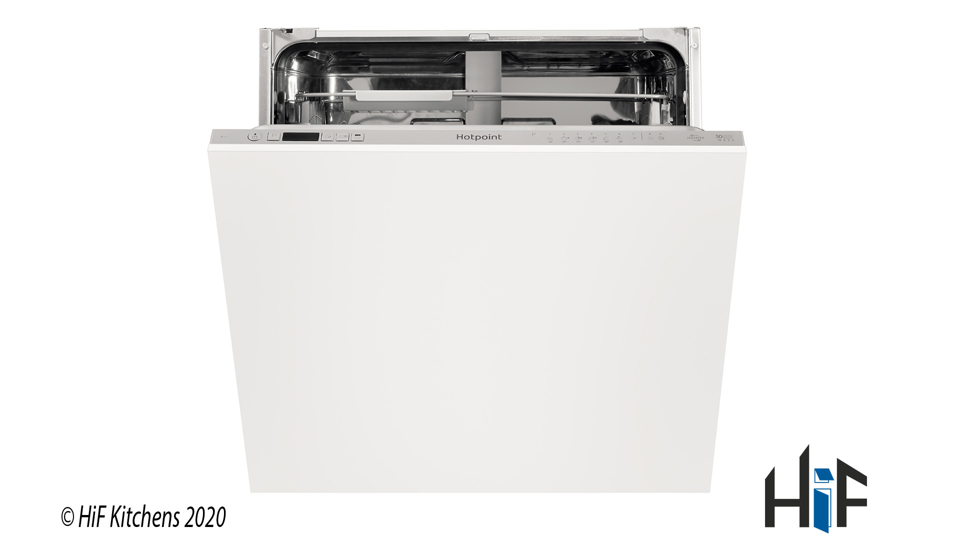 Hotpoint HIC3C26WF Int Dishwasher