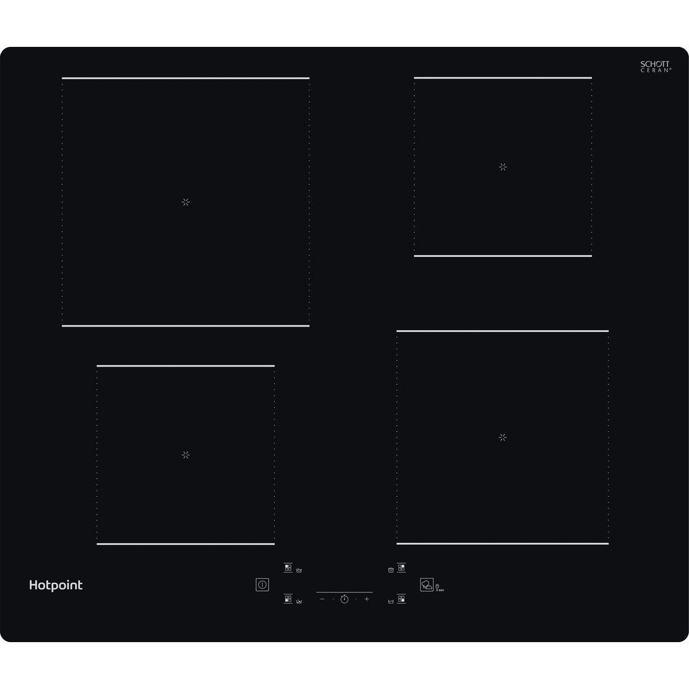 View Hotpoint TQ 1460S NE Induction Hob offered by HiF Kitchens