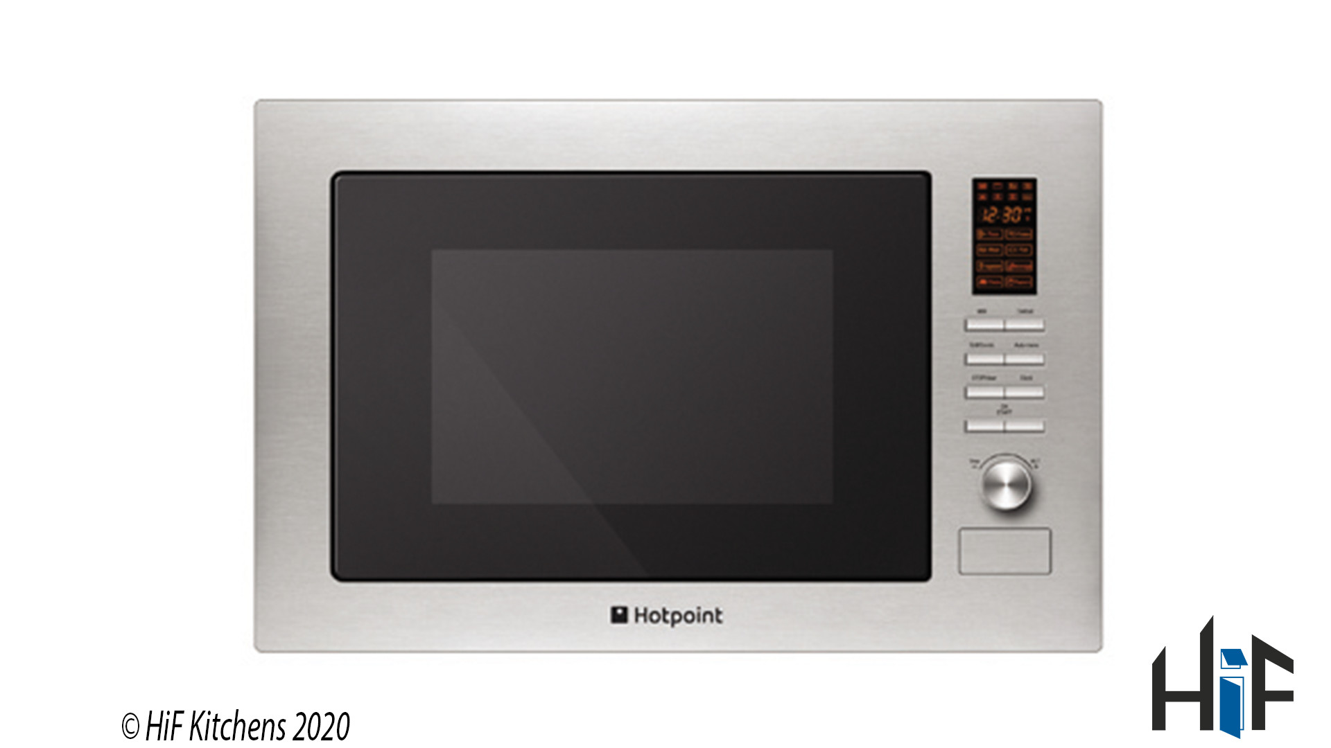Hotpoint New style MWH 222.1 X Built-In Microwave
