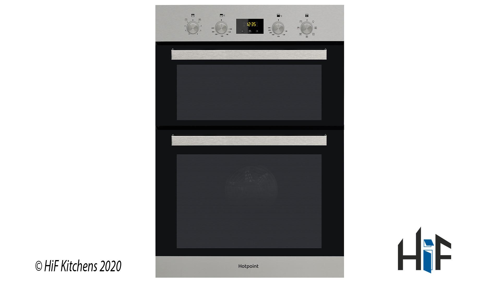 Hotpoint Class 3 DKD3 841 IX Built-In Oven