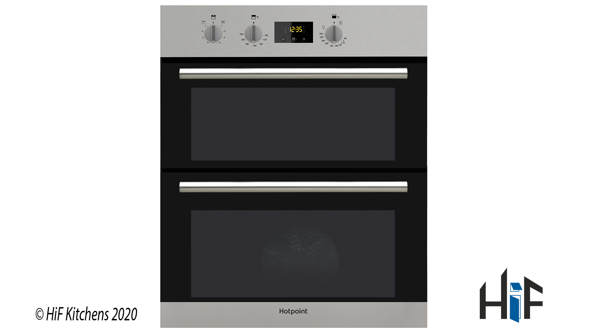 Hotpoint Class 2 DU2 540 IX Built-Under Oven