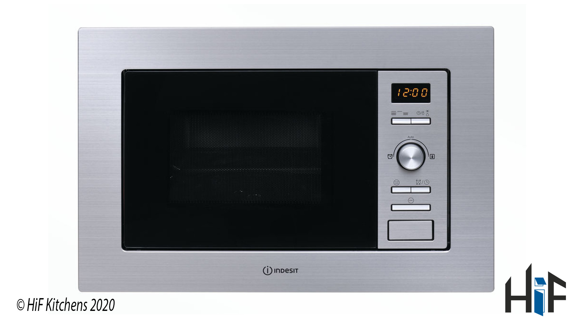 Indesit MWI122.2X Built-in Microwave