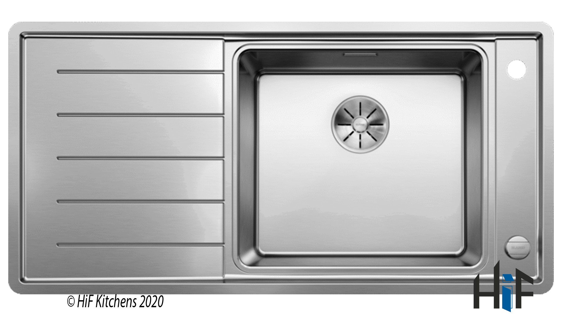 Blanco 522999  Andano XL 6 S-IF Compact Sink BL467840