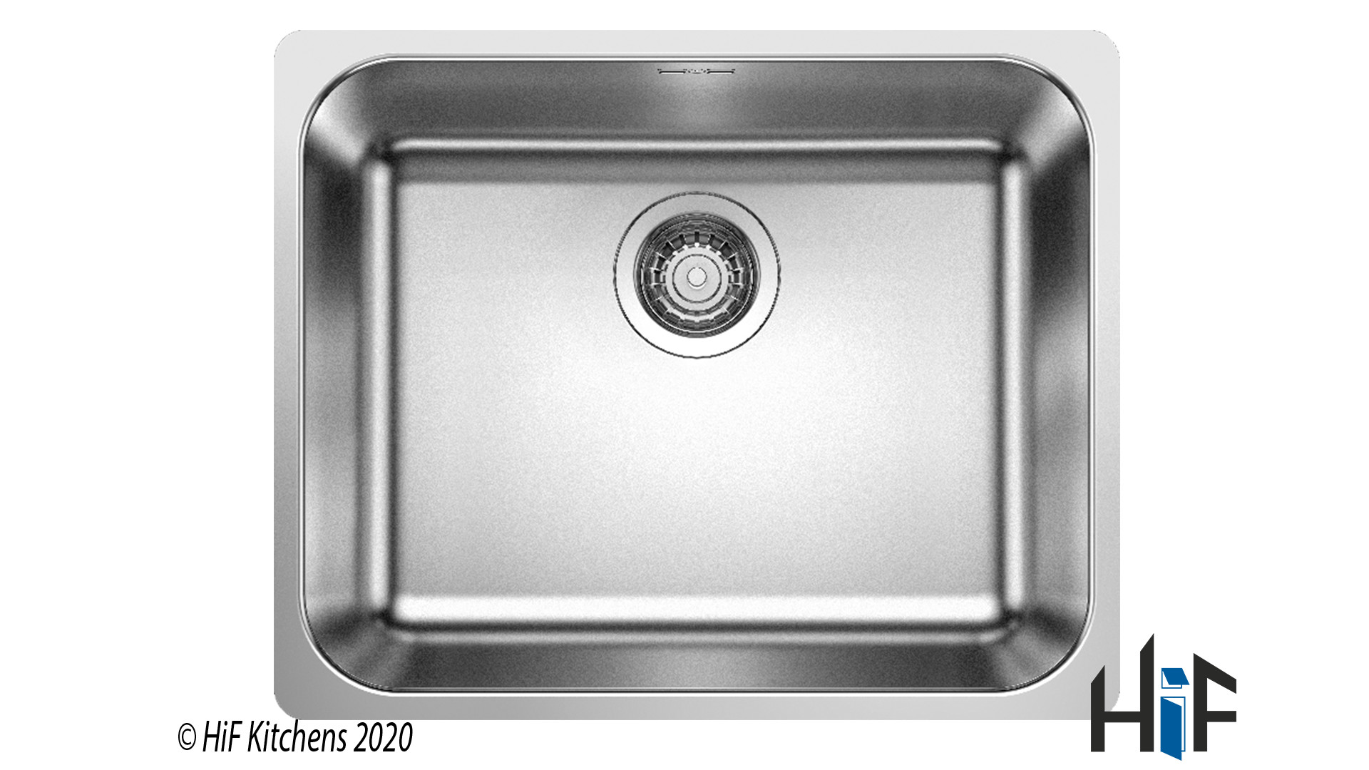 Blanco 455013 Supra 500-IF Sink Stainless