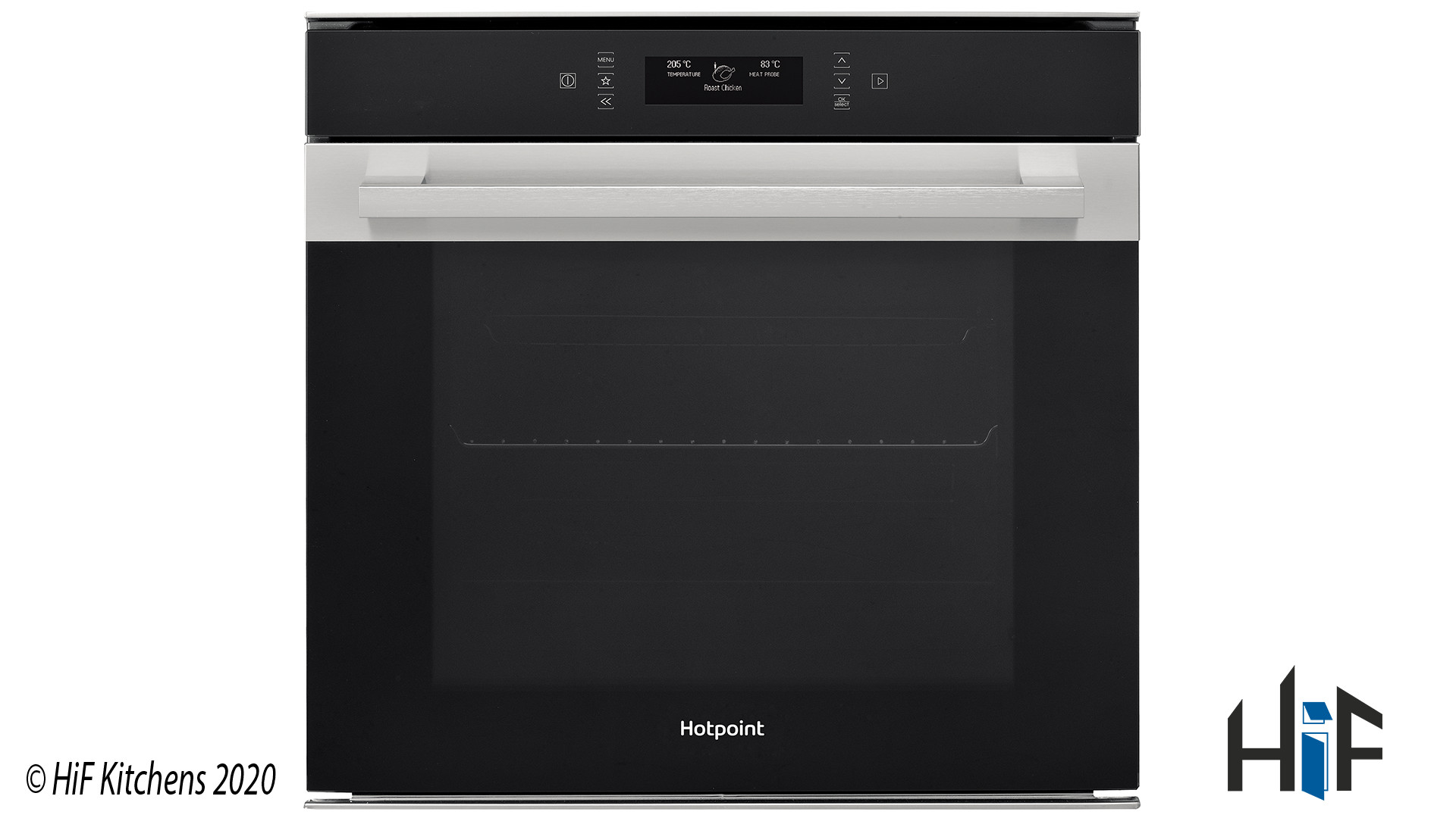 Hotpoint SI9891SCIX Multi Function Single Oven