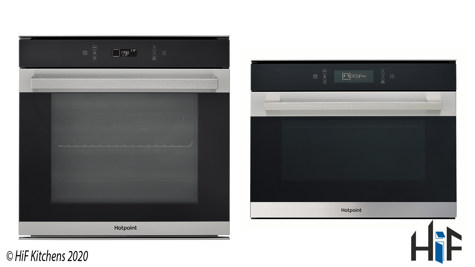 Hotpoint Class 7 SI7891SPIX + MP776IXH Combo Deal