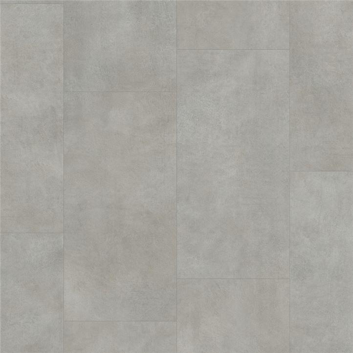 Pergo Warm Grey Concrete Vinyl Tile Click Flooring V2120-40050