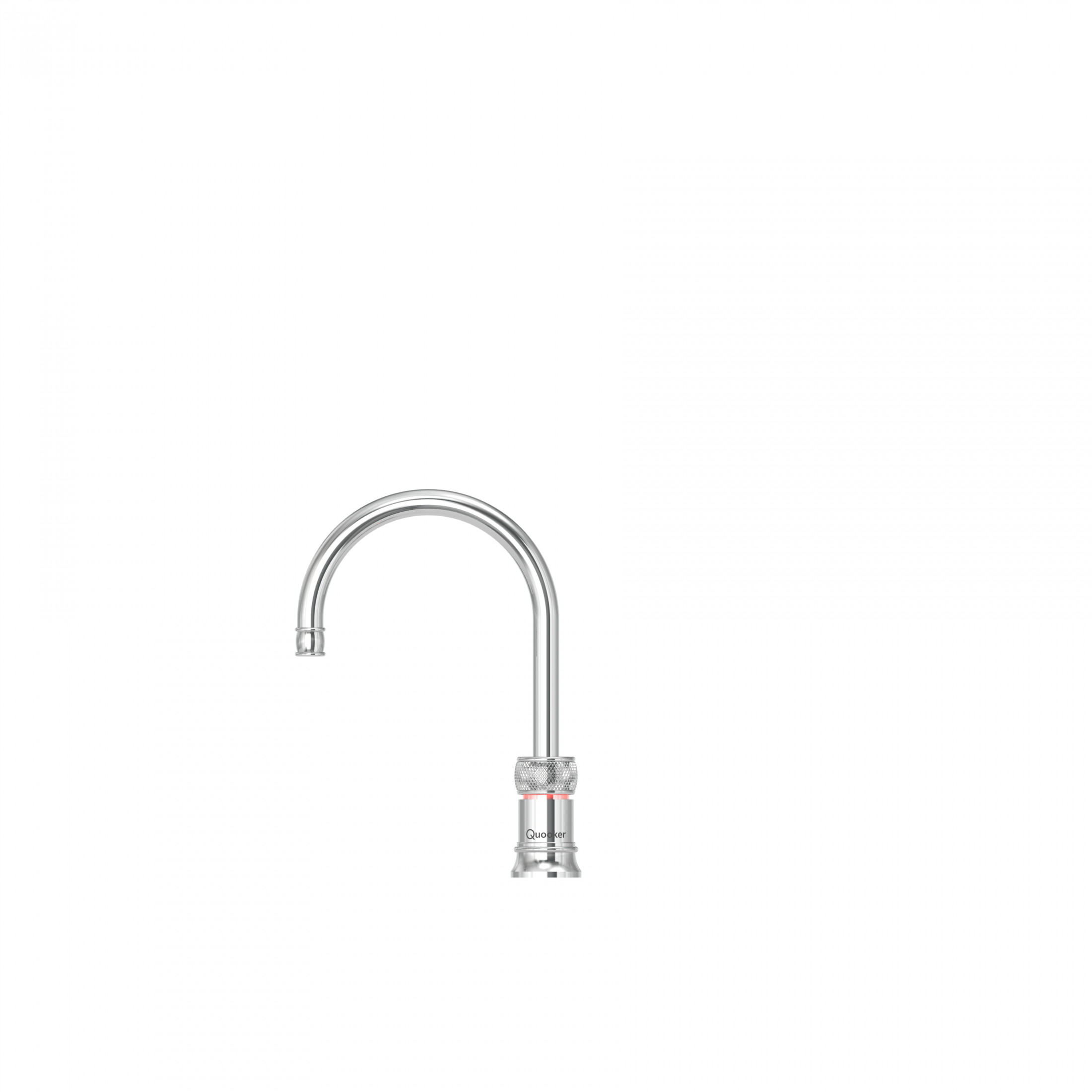 Quooker Classic Nordic Round Boiling Water Only Kitchen Tap 3CNRCHR