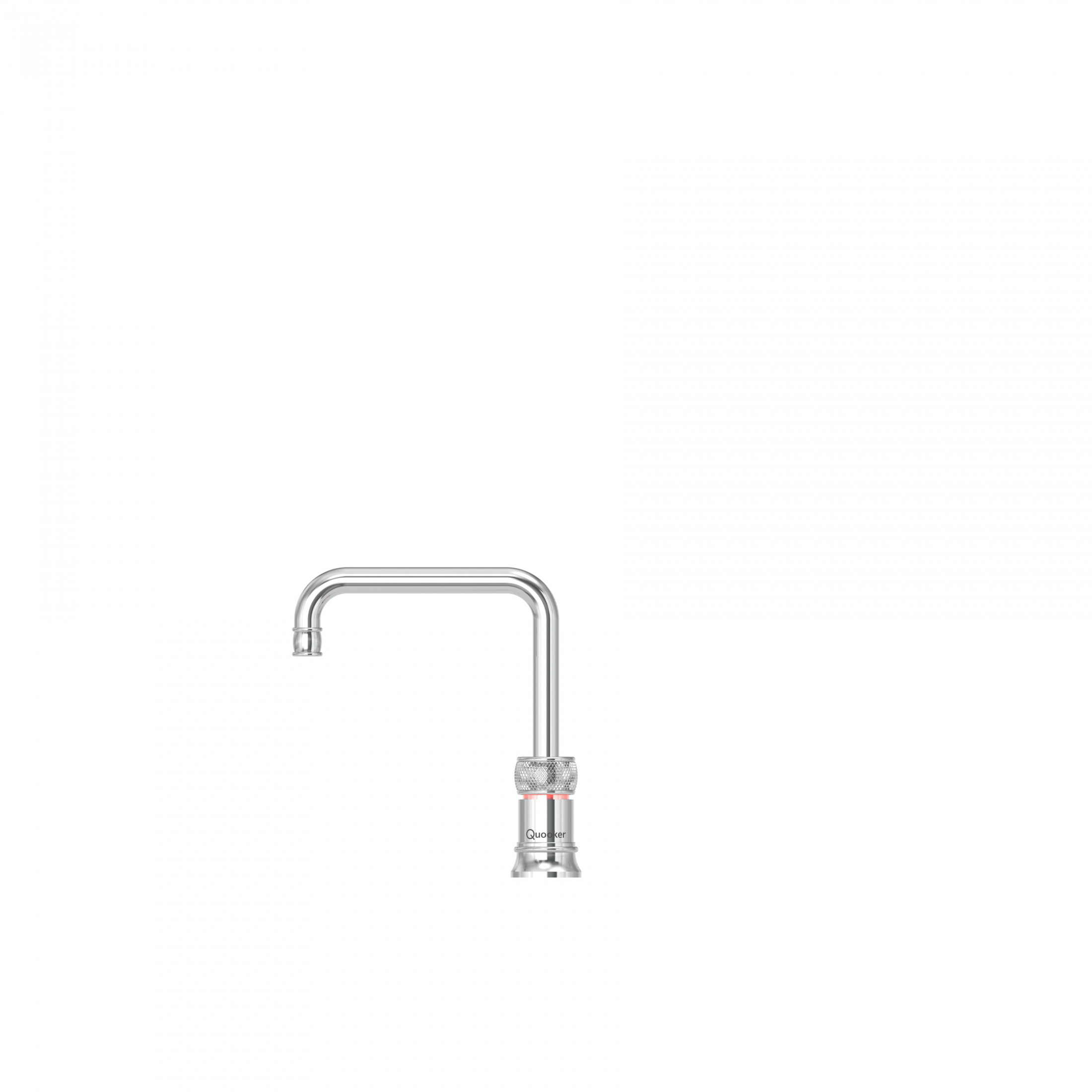 Quooker Classic Nordic Square Boiling Water Only Kitchen Tap 3CNSCHR