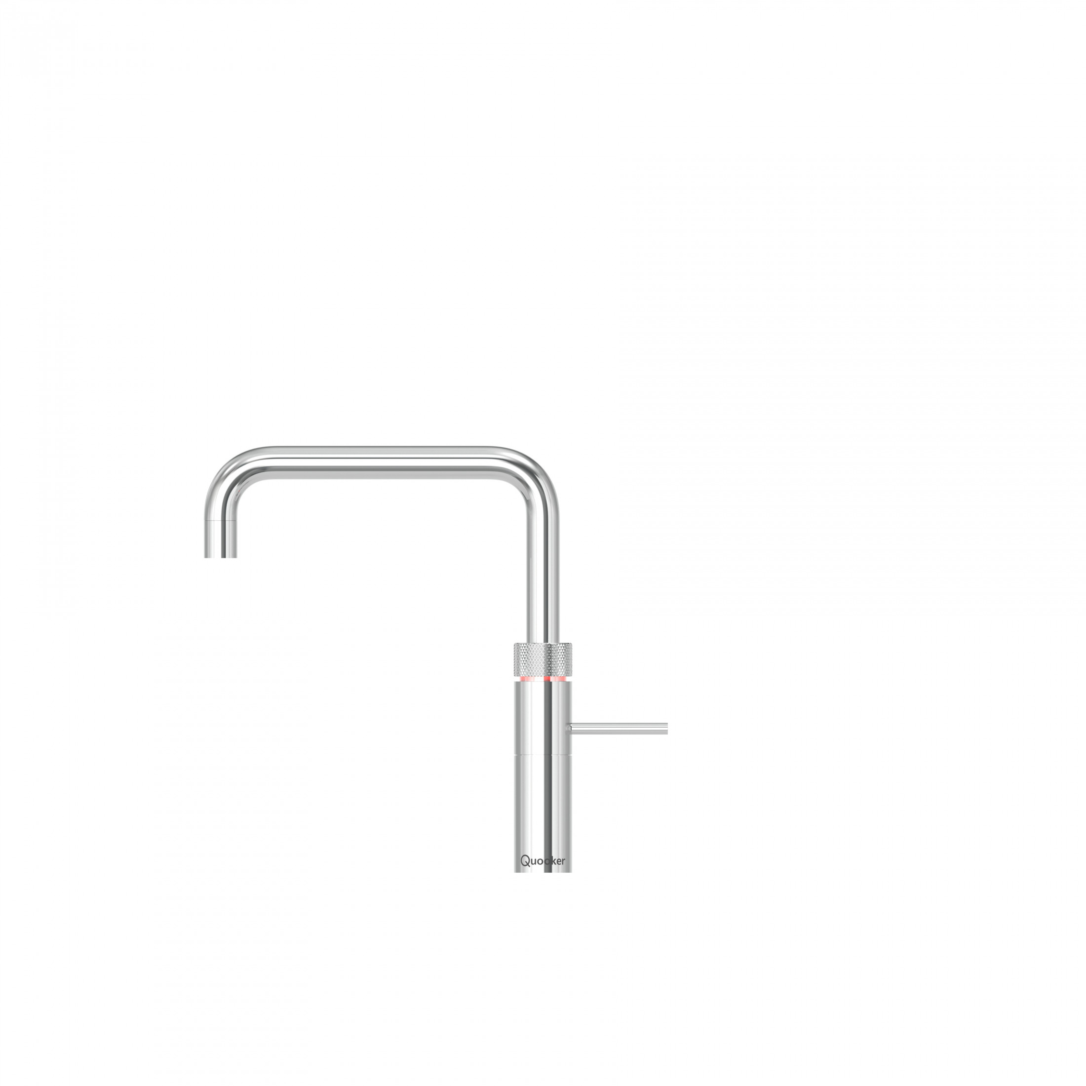 Quooker Fusion Square Pro3 Boiling Water Tap 3FSCHR