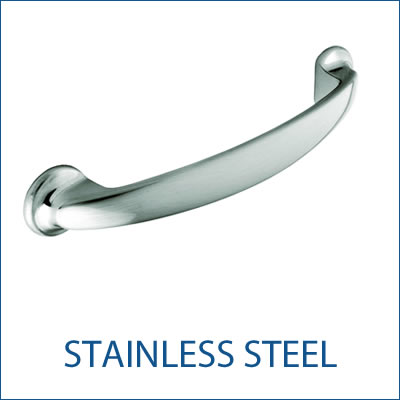 View our Stainless Steel Handles by HiF Kitchens
