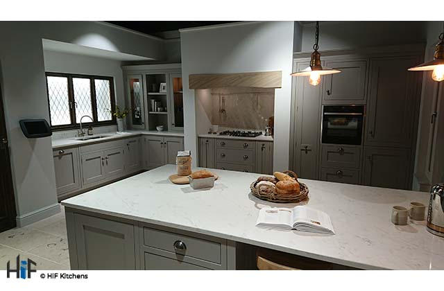 Kitchen Flow - How to Achieve The Perfect Flow Blog by HiF Kitchens