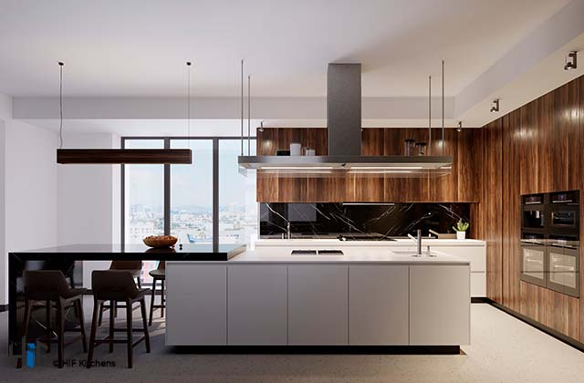 Gloss or Matt Kitchen: Which is Best for You? Blog by HiF Kitchens