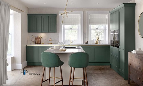 Hunton (Paint To Order Colours) Image