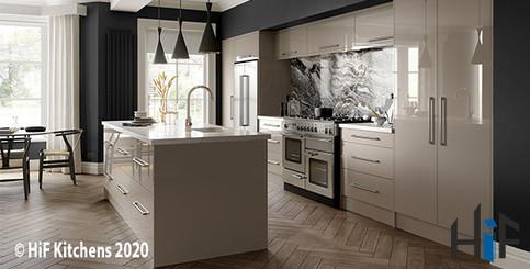 Zurfiz Ultragloss Stone Grey (New for 2020) Image