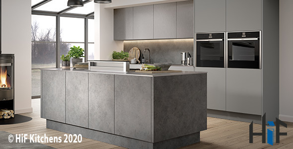 >Zurfiz Brushed Metal Stainless Steel (New for 2020) Image