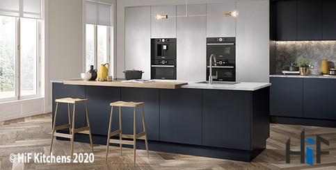 Zurfiz Serica Matt Indigo Blue (New for 2020) Image