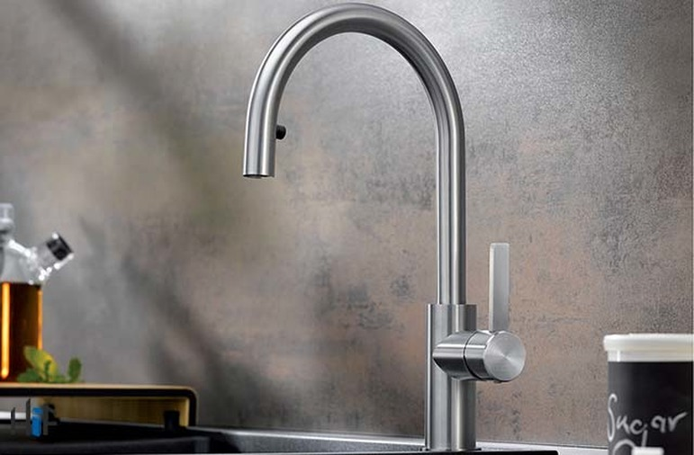 Blanco Candor-S Kitchen Tap 523121 Image 6