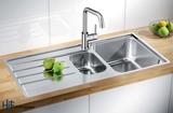 Blanco Herald Chrome Kitchen Tap 454797 Image 3 Thumbnail