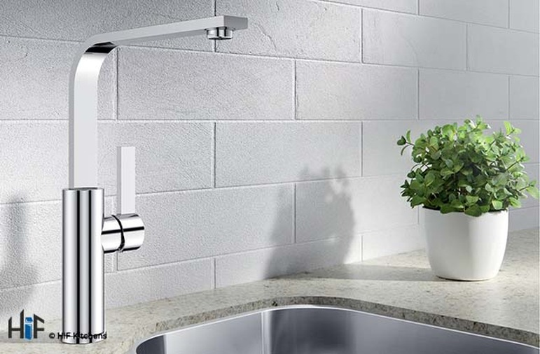 Blanco 452536 Sole Chrome Kitchen Tap BM1320CH Image 2