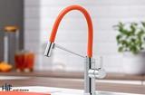 Blanco Viu-S Chrome Kitchen Tap 524813 Image 5 Thumbnail