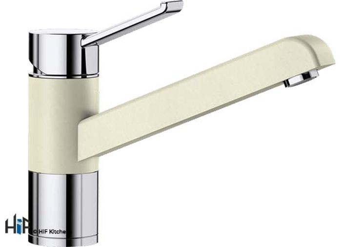 Blanco Zenos Chrome Kitchen Tap 517801 Image 3