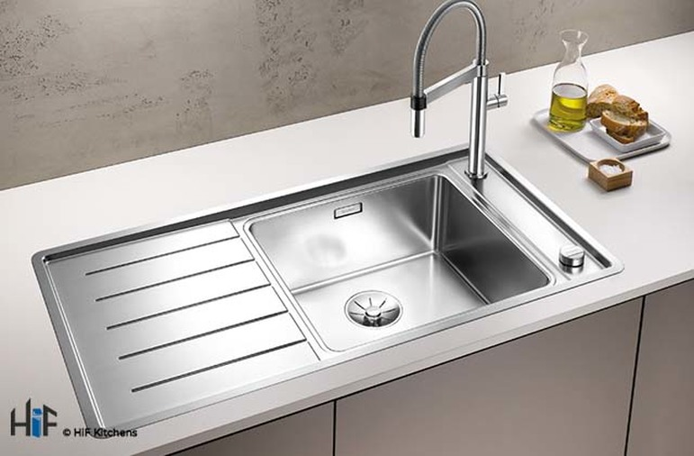 Blanco 522999  Andano XL 6 S-IF Compact Sink BL467840  Image 3