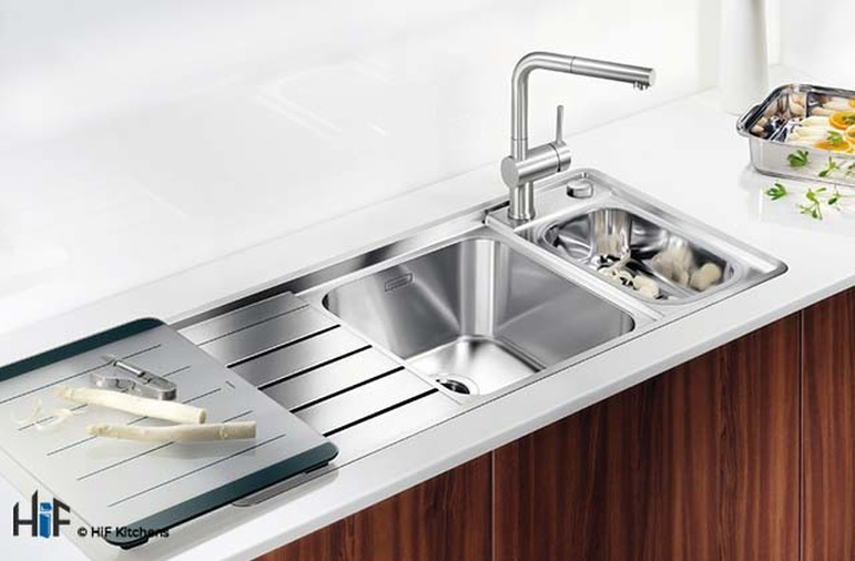 Blanco 522104 Axis III 6 S-IF Sink BL468103 Image 2
