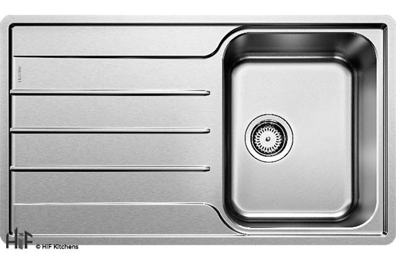 Blanco 454795 Lemis 45 S-IF Sink Stainless Image 1