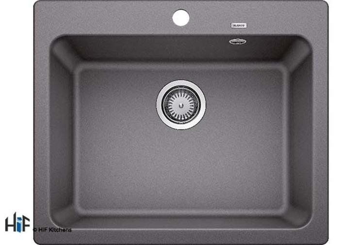 Blanco 519641 Naya 6 Silgranit Sink Image 6