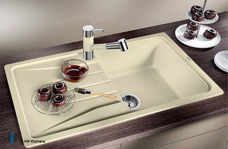 Blanco  519674 Sona 5 S Silgranit Sink Image 8