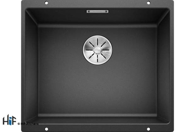 Blanco 523436 Subline 500-U Silgranit Sink Image 3