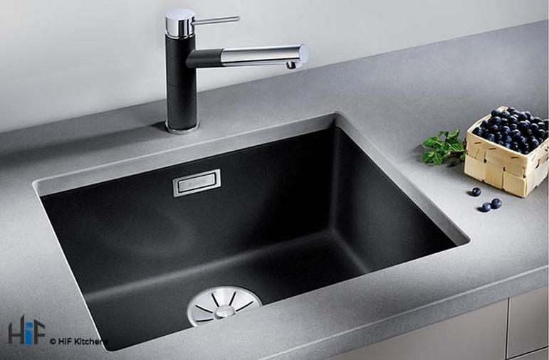Blanco 523436 Subline 500-U Silgranit Sink Image 10