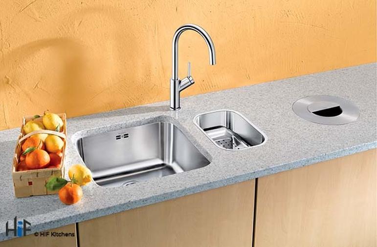 Blanco 452613 Supra 400-U Sink Stainless Image 2