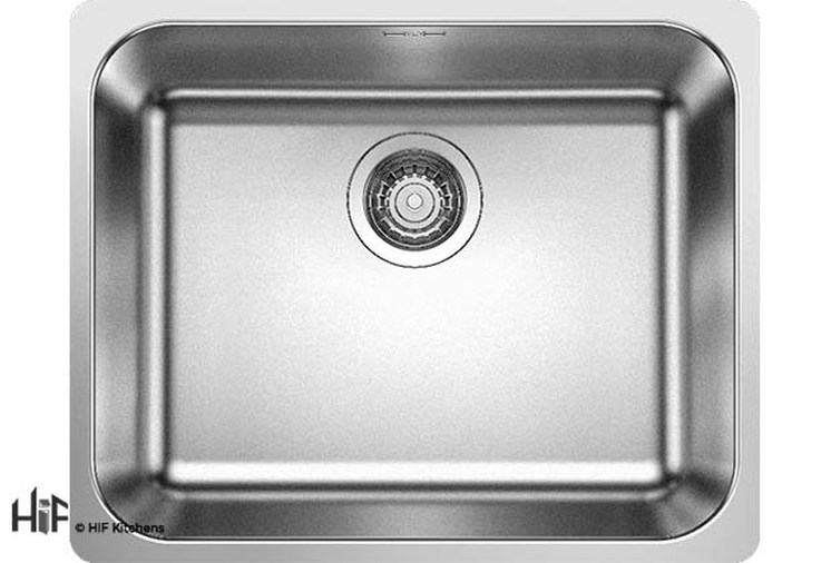 Blanco 455013 Supra 500-IF Sink Stainless Image 1