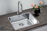 Blanco 455013 Supra 500-IF Sink Stainless Image 2 Thumbnail