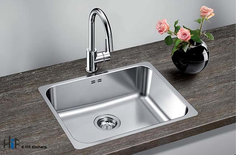 Blanco 455013 Supra 500-IF Sink Stainless Image 2