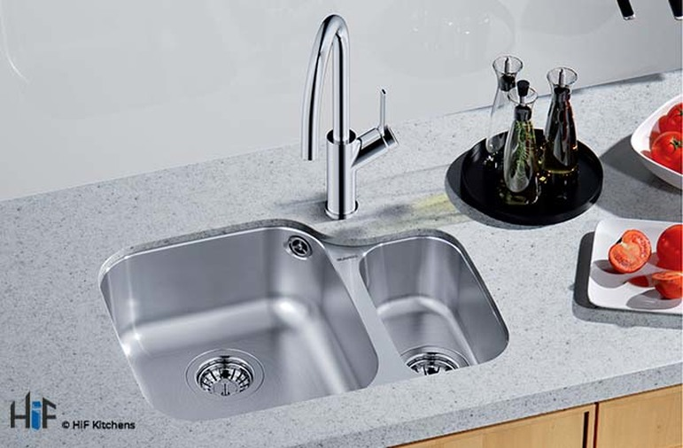 Blanco 452316 Supreme 533-U Sink Stainless Image 2