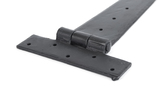 Beeswax 22'' Penny End T Hinge (pair) Image 2 Thumbnail