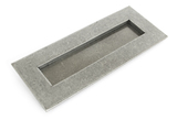 Pewter Small Letter Plate Image 1 Thumbnail