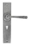 Pewter Large Avon Lever Lock Set Image 1 Thumbnail