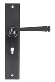 Black Large Avon Lever Lock Set Image 1 Thumbnail